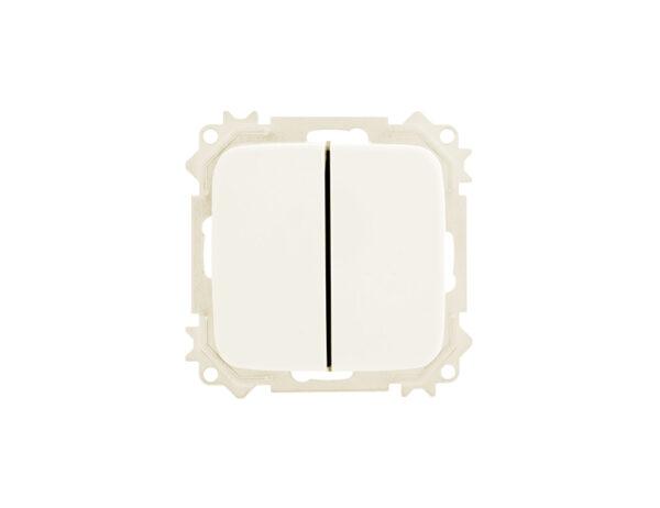 Անջատիչ 2624 փղոսկր Titan