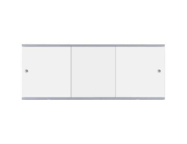 էկրան վաննայի Պրեմիում Ա 1,68 սպիտակ Метакам