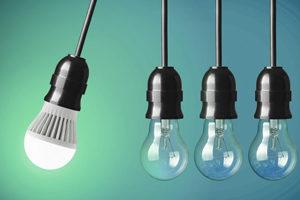 լեդ-լամպեր