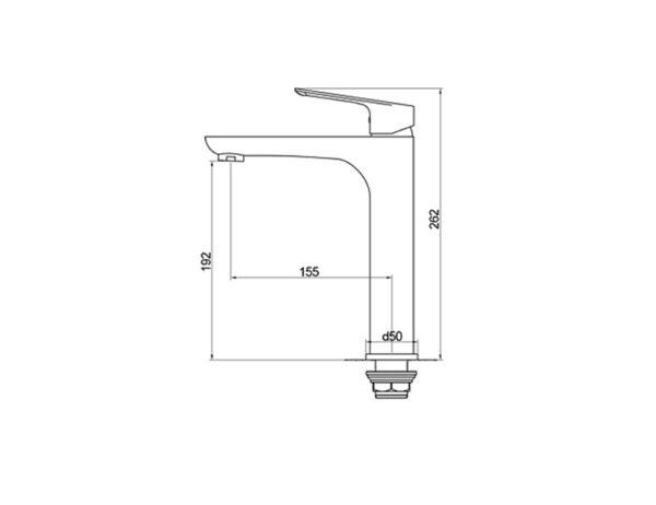 ծորակ խոհանոցի Raiber Osdorf R2105․