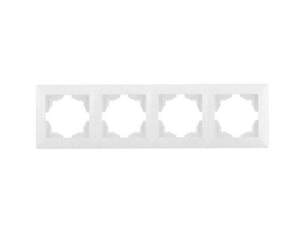 շրջանակ 4 տեղ սպիտակ Visage