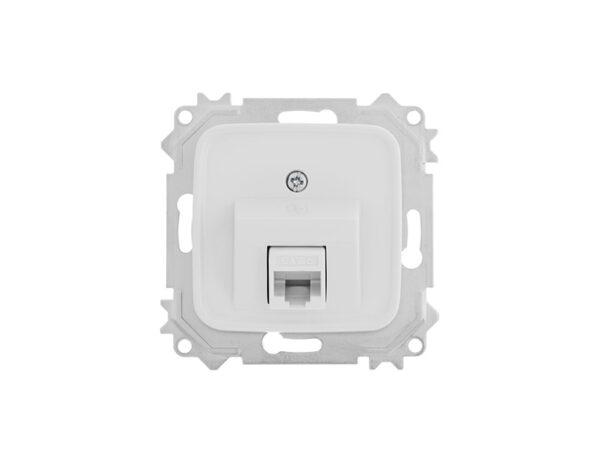 վարդակ համակարգչի 2426 սպիտակ Titan