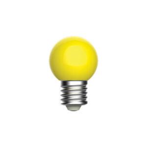 LED լամպ 1v դեղին