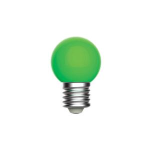 LED լամպ 1v կանաչ