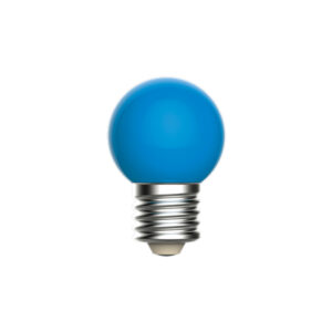 LED լամպ 1v կապույտ