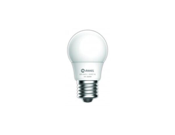 LED լամպ 3v 6500K սպիտակ